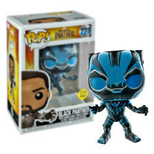 New Black Panther Glow In The Dark Pop Vinyl Bobble-Head Figure #273 Official