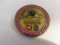 CHALLENGE COIN 32D ARMY AIR AND MISSILE DEFENSE COMMAND GENERAL ATTACK OPERATION