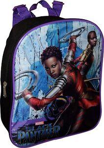 "Black Panther Nakia 12"" School Backpack"