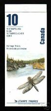 Canada BK131 (1325b) complete booklet - River Heritage