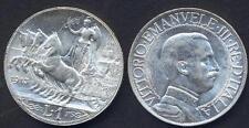 1 Lira 1913 Quadriga veloce q.FDC   sig.periz.ta