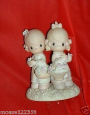 Precious Moments Double Figurine To My Forever Friend