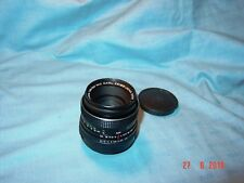 Carl  Zeiss JENA  DDR  PANCOLAR 50  mm