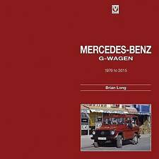 Mercedes G-Wagen by Brin Long (Hardback) NEW Book
