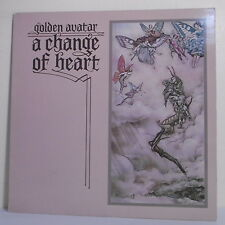 "33 tours GOLDEN AVATAR Vinyl LP 12"" A CHANGE OF HEART - SUDARSHAN DISC 108"