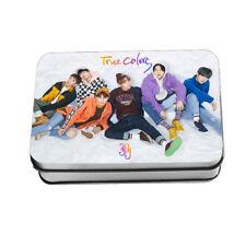 KPOP JBJ 2ND MINI ALBUM TRUE COLORS Lomo Card 40pcs Photocards New in Iron Box