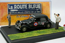 UH La Route Bleue N7 1/43 - Citroen Traction 7