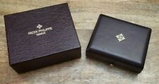 Genuine Patek Phillipe Pocket Watch Box. Display/Presentation/Travel Case