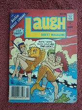 LAUGH  DIGEST  MAGAZINE  No.90  SEPTEMBER 1990  [128 PAGES]