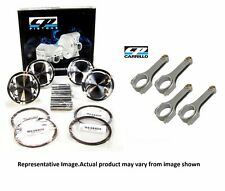 CP PISTON & CARRILLO ROD KIT Bore 83mm 9.0:1 FITS MAZDA MIATA1.8L BP-4W/Z3/ZE