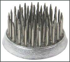 Blumen-Igel Edelstahl KLEIN - S (32 mm - 61 Pins)