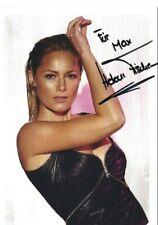 Autogrammkarte Helene Fischer 10x15cm NEU 2020 original Unterschrift
