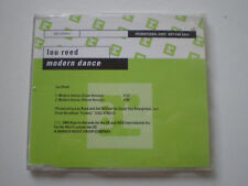 LOU REED Modern Dance ALLEMAGNE PROM0 CD-SINGLE 2000