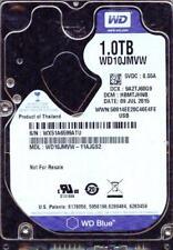 WD10JMVW-11AJGS2,  DCM:  HBMTJHNB  WESTERN DIGITAL USB3 1TB  WX51
