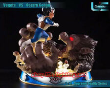 Dragon Ball Z UCS Studio Super Saiyan Vegeta vs Oozaru Gohan Resina 1/4 GK Estatua