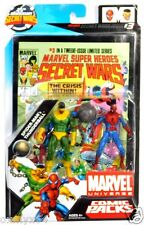 Marvel Universe Secret Wars Comic Pack #3 Spider-Man Thunderball!