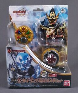 Kamen Rider Wizard DX CHO MAGIC BATTLE RING SET COMPLETE Bandai Japan Driver