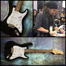 GFA Stryper Rock Band * MICHAEL SWEET * Signed Electric Guitar PROOF COA