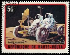 "UPPER VOLTA C135 - Exploration of the Moon ""Lunar Rover"" (pb13972)"