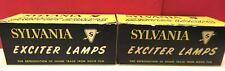 20 SYLVANIA EXCITER SOUND REDUCER LAMPS/BULBS BAK 75A-T5-SCP-1 .75A-4V projector