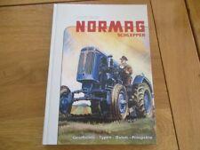 NORMAG SCHLEPPER GESCHICHTE TYPEN DATEN - TRACTEUR NORMAG AGRICOLE ARMIN BAUER