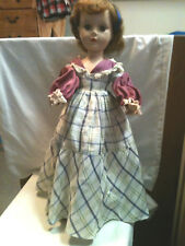 26 inch plastic doll No Markings