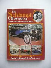 The  SCHLUMPF  OBSESSION.  D S Jenkinson.  Bugatti, Gordini and more . 1978.