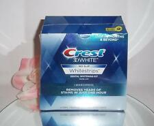 Crest No Slip Whitestrips 1 Hour Express Professional Whitening 14 White Strips