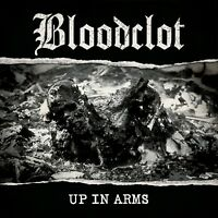 BLOODCLOT - UP IN ARMS   CD NEU