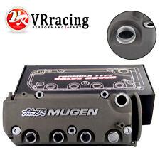 MUGEN Style GREY Engine Valve Cover For Honda Civic D16Y8 D16Y7 VTEC SOHC