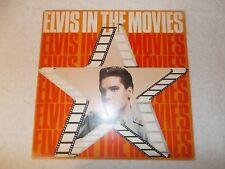 Vinyl 12 inch LP Record Album Elvis In The Movies