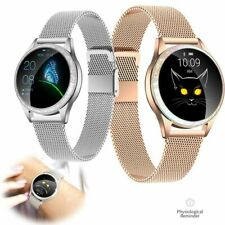 Girls Bluetooth Smart Watch with Heart Rate Monitor for iPhone 7 8 X 11 XS XR LG