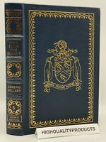 SIGNED Easton Press VIEW FROM THE SUMMIT Hillary Mount Everest LIMITED Edition