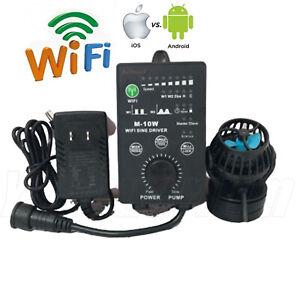 New Jebao SOW WIFI Aquarium Marine Fish Sine Wave Maker Pump Wireless Controller