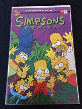 SIMPSONS COMICS #12 VFNM Condition