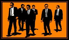 "5"" Quentin Tarantino's Reservoir Dogs vinyl sticker. Movie decal for laptop."