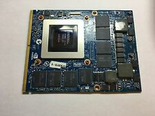 CLEVO Nvidia GTX 880M VIDEO CARD 8GB GDDR5  For Alienware MSI and CLEVO