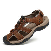 Herren Sommerschuhe Schuhe Sandale Sommer Trekkingsandalen Freizeitschuhe 38-47