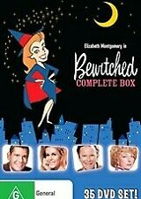 Bewitched Series Complete Season 1-8 New DVD Box Set Region 4 R4