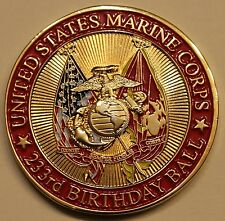 Marine Light Attack Helicopter Sq HMLA-773 MAG-49 DET-A 223rd Challenge Coin