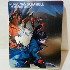 Persona 5 Scramble The Phantom Strikers STEELBOOK GEO Japan Limited P5S