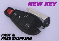 OEM JEEP FOBIK keyless entry remote fob transmitter beeper 68066849 +NEW KEY