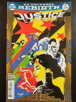 JUSTICE LEAGUE #10b (2017 Rebirth DC Comics) VF/NM Book