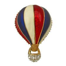 NEW KIRKS FOLLY BALLOON FLYING HIGH BALLOON PIN  GOLDTONE
