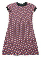 Zara Woman Sweater Dress Women's Size Small Multi Color