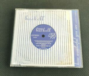 Gordon Haskell - How Wonderful You Are CD Single