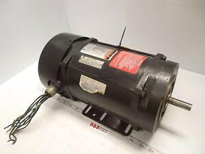 Reliance T56H1460N-RQ Explosion Proof Motor 1/4HP 90VDC 1725RPM HG56HC