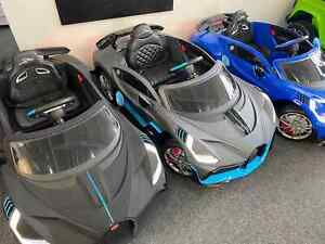Kids Licensed Bugatti Divo 12V Ride On Children's Battery Operated Car Remote UK