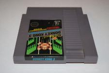Donkey Kong 3 5 Screw Nintendo NES Video Game Cart