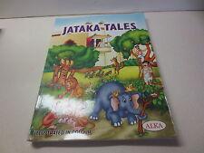Jataka Tales illustrated in colour  Alka Publications Mumbai India child's book